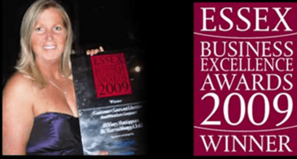 Essex Business Excellence Awards 2009